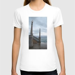 "untitled (Sitges) ""A SAFE PLACE"" series T-shirt"