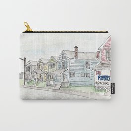 University of Dayton Student Neighborhood, Ghetto, UD Carry-All Pouch