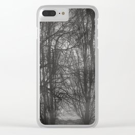 Love is odd Clear iPhone Case