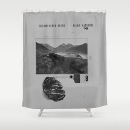 Talsohle Shower Curtain