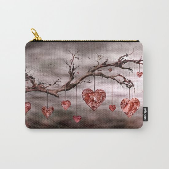 The new love tree Carry-All Pouch