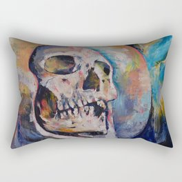 Stardust Astronaut Rectangular Pillow