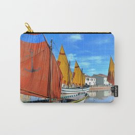 Sails Carry-All Pouch