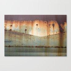 the airstream Canvas Print