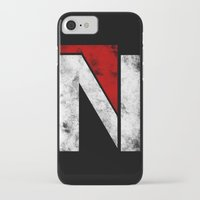 n7 iPhone & iPod Cases featuring N7 new logo by BomDesignz