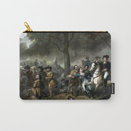 Life Of George Washington -- The Soldier Carry-All Pouch