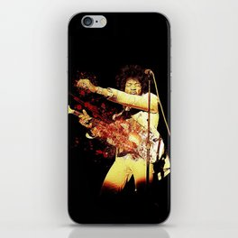 experienced iPhone Skin