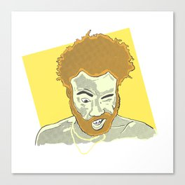 This is Gambino Canvas Print