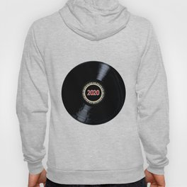 2020 Long Player Record Hoody