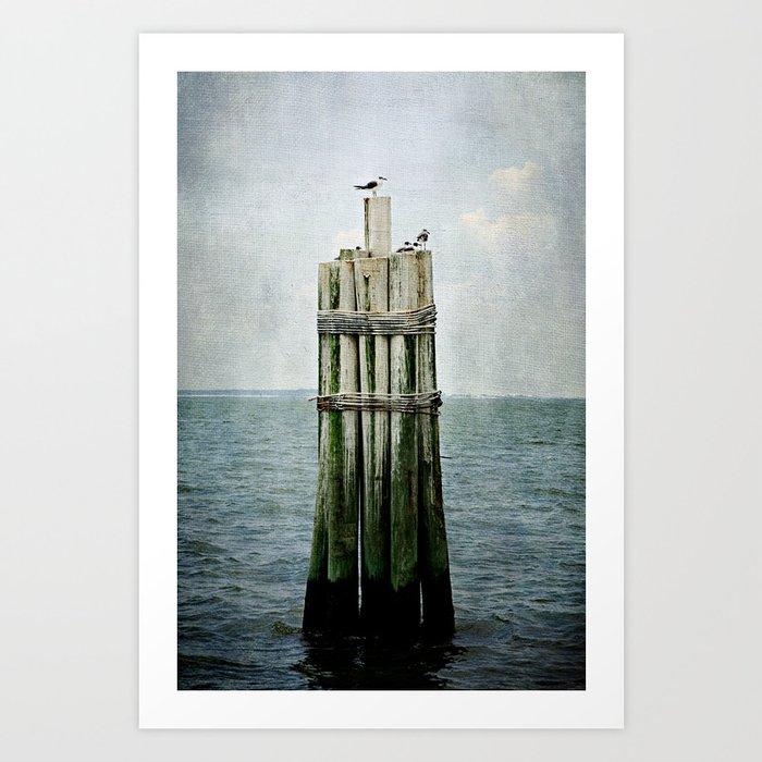 Sentinel Art Print