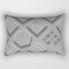 Panots, Barcelona Rectangular Pillow