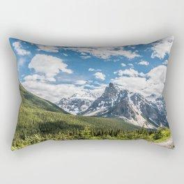 Beautiful British Columbia Rectangular Pillow