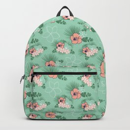 Aloha Friday Floral Backpack