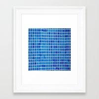 graphic design Framed Art Prints featuring Graphic Design by ArtSchool