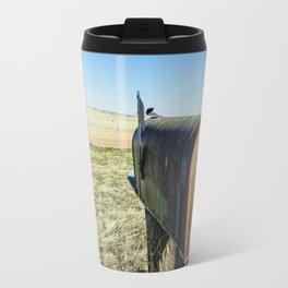 Looking East Travel Mug