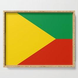 Flag of Zabaykalsky Serving Tray