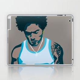 LENNY KRAVITZ - PORTRAIT III Laptop & iPad Skin