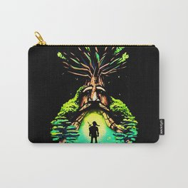 magic tree Carry-All Pouch