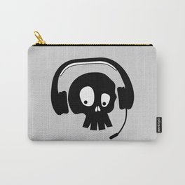 Skeleton (aka Bones) Gammer Carry-All Pouch