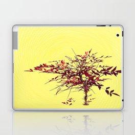 Spiral and Tree Laptop & iPad Skin