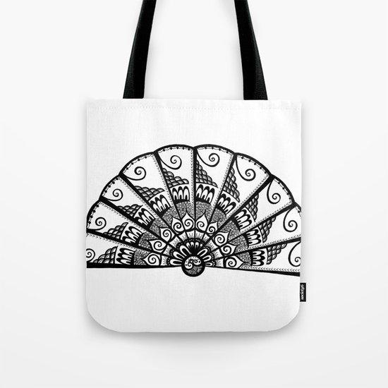 A Fine Fan Tote Bag