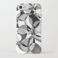 doodle iPhone & iPod Cases featuring Doodle by DeMoose_Art
