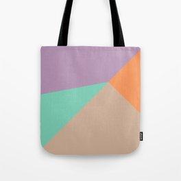Four Square Tote Bag