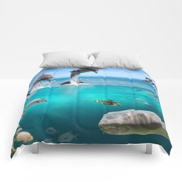 Marine Wildlife Comforters