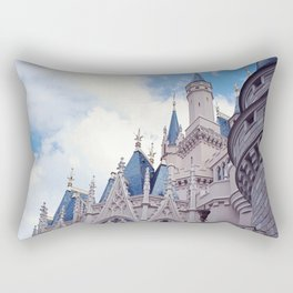 The wild blue yonder  Rectangular Pillow