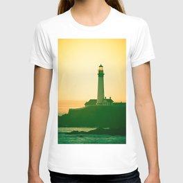 Lighthouse (2) T-shirt