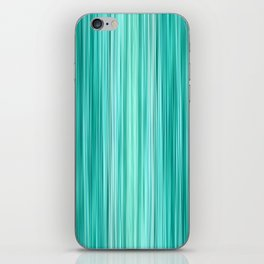 Ambient 5 in Teal iPhone Skin