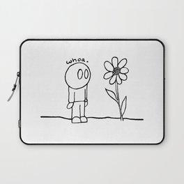 Flower Guy Laptop Sleeve