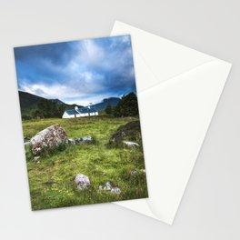Cottage in Glencoe Stationery Cards