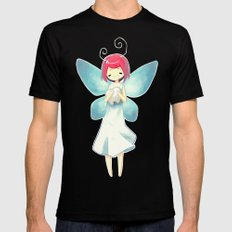 Tooth Fairy Mens Fitted Tee Black LARGE