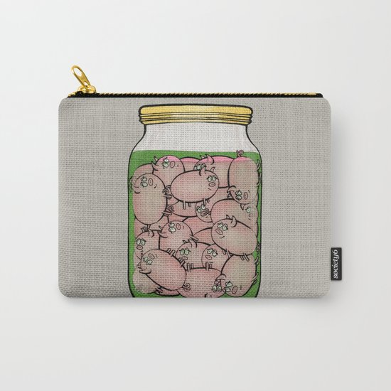 Pickled Pigs Carry-All Pouch