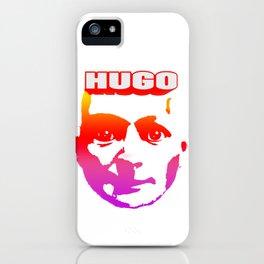 Hugo T iPhone Case