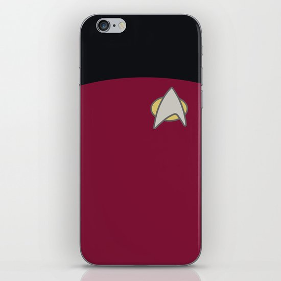 Star Trek: The Next Generation iPhone & iPod Skin