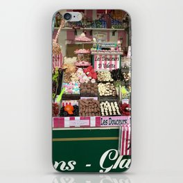 Candy Stand iPhone Skin