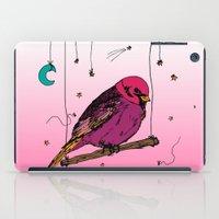 birdy iPad Cases featuring Birdy by Gwladys R.