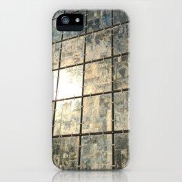 Mirror Glass iPhone Case
