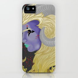 Ares Thrace iPhone Case