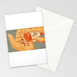 RX for Life Stationery Cards