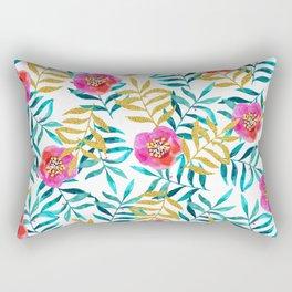 Floral Sweetness #society6 #decor #buyart Rectangular Pillow