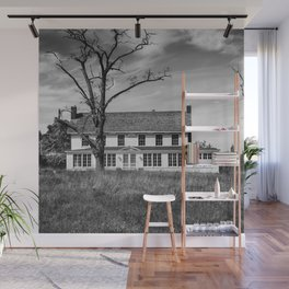 Ranch Style Living Wall Mural