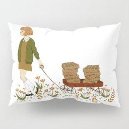 waffle wagon Pillow Sham