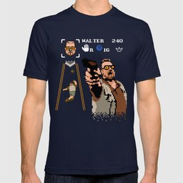 The Big Lebowski - Mark it Zero T-shirt