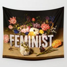 Feminist II Wall Tapestry