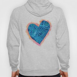 'My heart is flooded with tears' Hoody
