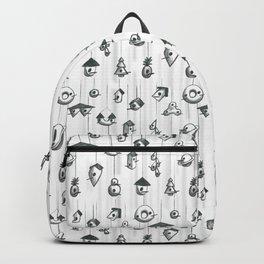 Birdhouses Backpack