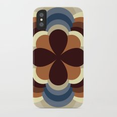 A kind of flower Slim Case iPhone X